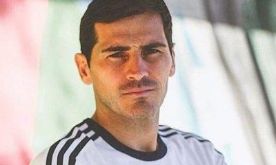 Iker Casillas joga atualmente no FC Porto