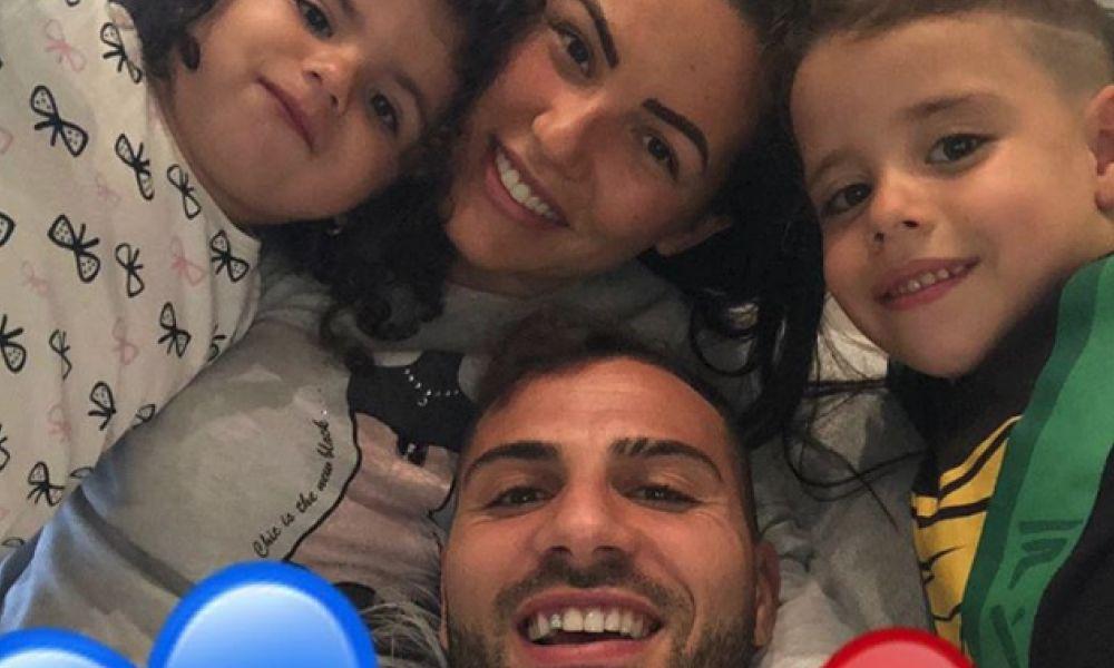 Ricardo Quaresma passa muito do seu tempo livre com a família