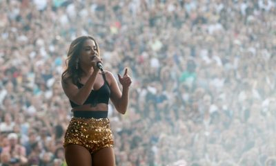 Anitta traz o funk ao segundo dia do Rock in Rio
