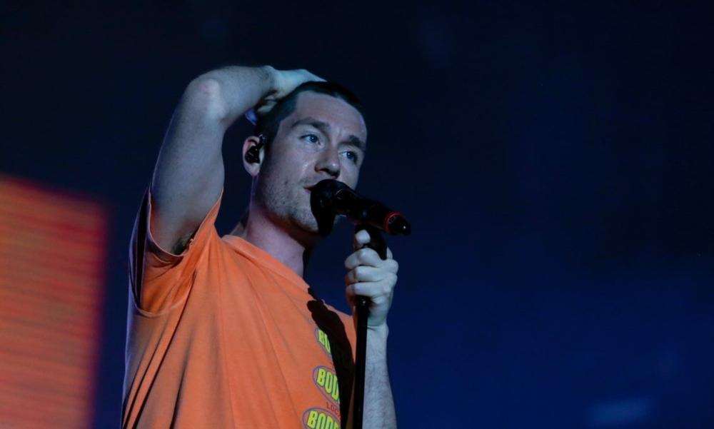 Dan Smith, vocalista dos Bastille