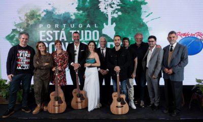 Está Tudo Conectado - projeto do Rock in Rio Lisboa 2018