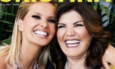 Dolores Aveiro é a convidada de Cristina Ferreira na edição deste mês da Revista Cristina