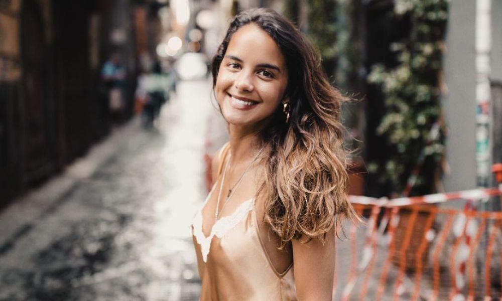Sara Matos passou o fim-de-semana no Porto