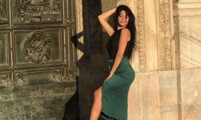 Georgina Rodríguez em Milão