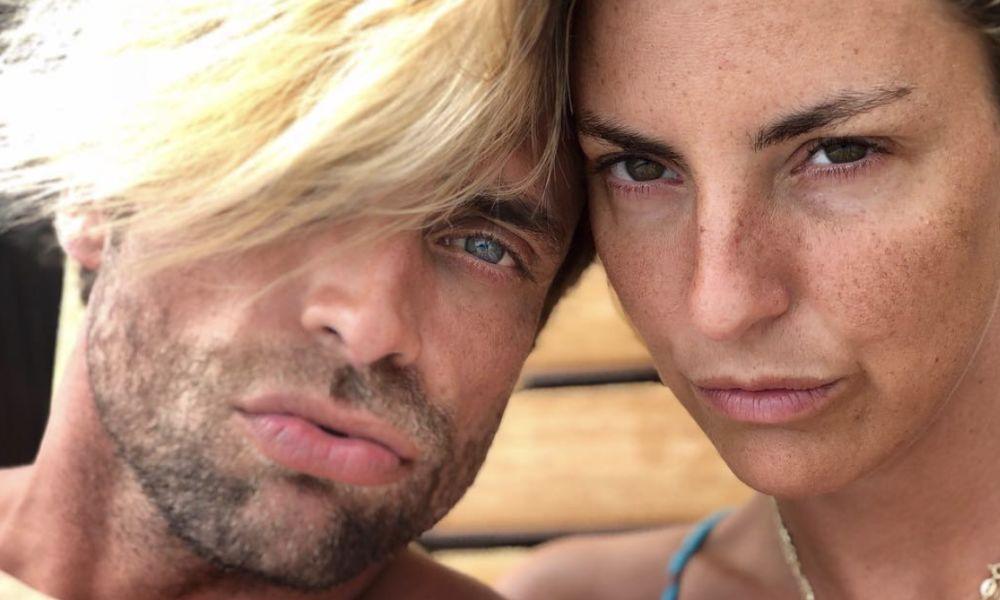 Diogo Amaral e Jéssica Athayde estão nas Maldivas
