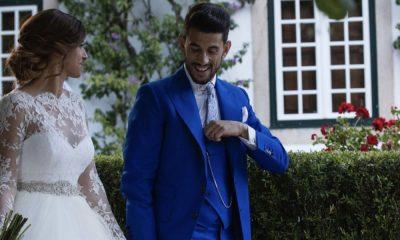 Pizzi casou há cerca de um ano com Maria Luís