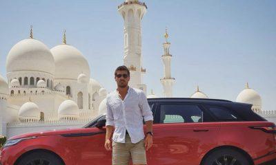 Lourenço Ortigão rumou ao Dubai