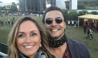 Pedro Hossi e Marisa Cruz no NOS Primavera Sound