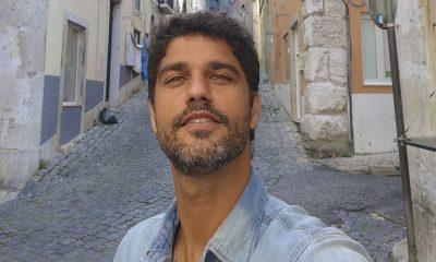 Bruno Cabrerizo visitou a Madragoa