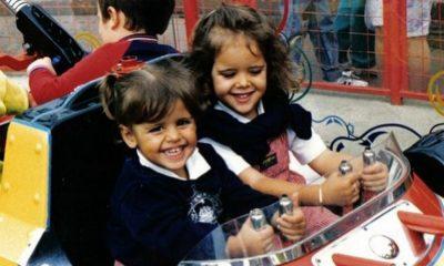 Carolina Patrocínio e Diana Patrocínio mostram-se permanecer uma dupla inseparável
