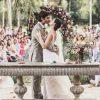 Casamento da atriz brasileira Isis Valverde com o empresário André Resende