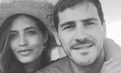 Iker Casillas e Sara Carbonero em Itália