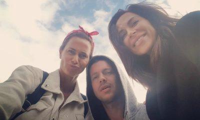 Cláudia Vieira, Afonso Pimentel e Dânia Neto viajam para Itália para gravações de um novo projeto da SIC