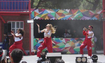 """""""Jazz Project"""" dão aula de dança no Palco Yorn Street Dance"""