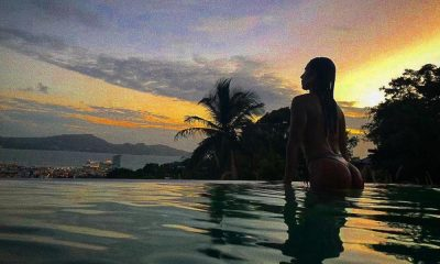 Rita Pereira exibe corpo perfeito
