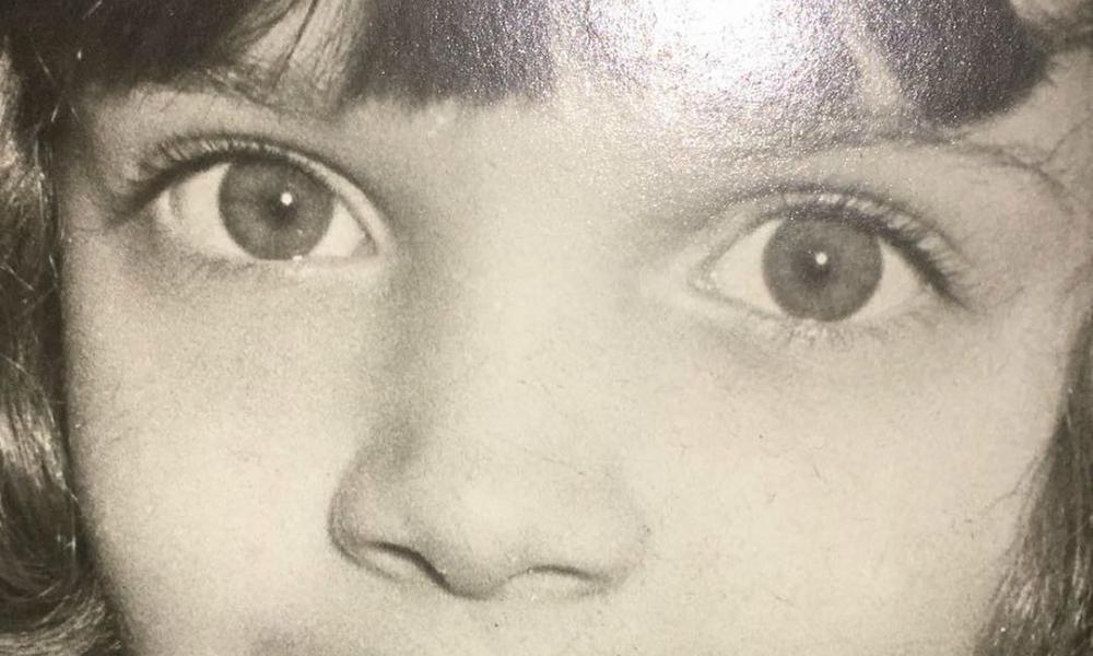 Carolina Deslandes partilhou a foto de uma criança no Instagram