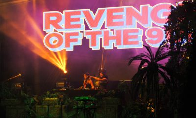 REVENGE OF THE 90'S - Palco Music Valley do Rock in Rio 2018