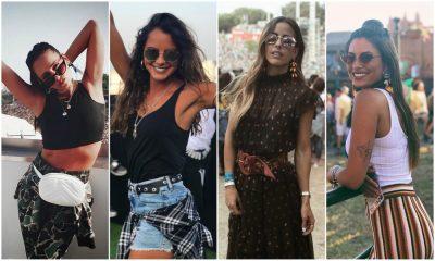 Personalidades da televisão portuguesa marcam presença no Rock in Rio Lisboa 2018