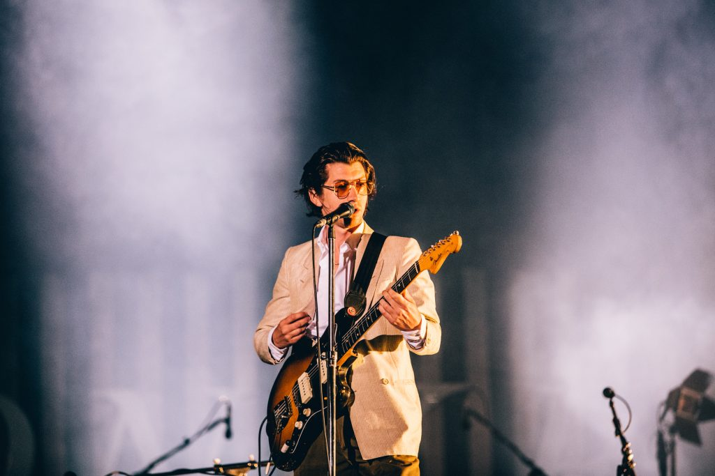 Arctic Monkeys no NOS Alive '18