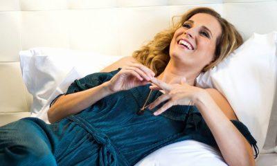 Luísa Barbosa está radiante com o facto de ser mãe