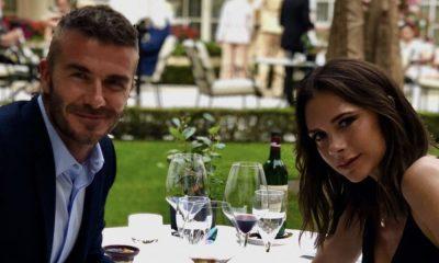 David Beckham e Victoria Beckham casaram-se há 19 anos
