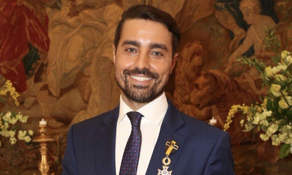 Ricardo Pereira é pai de três crianças