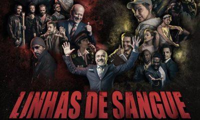 O filme 'Linhas de Sangue' conta com um elenco nunca antes visto