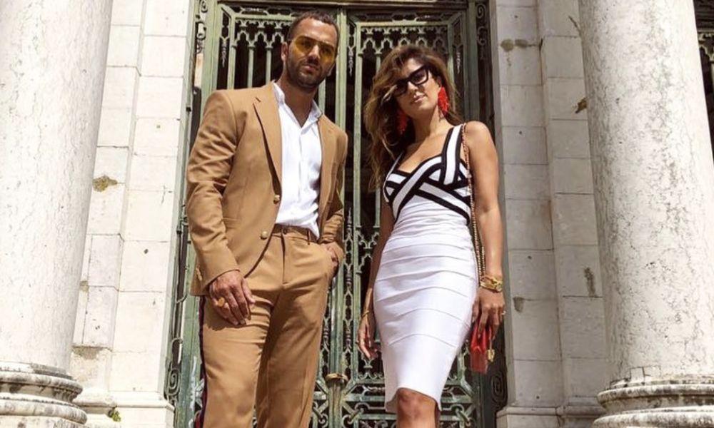 Rúben da Cruz e Ana Moura namoram há mais de um ano