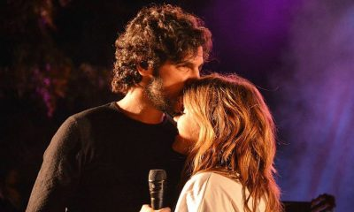 Carolina Deslandes e Diogo Clemente muito apaixonados