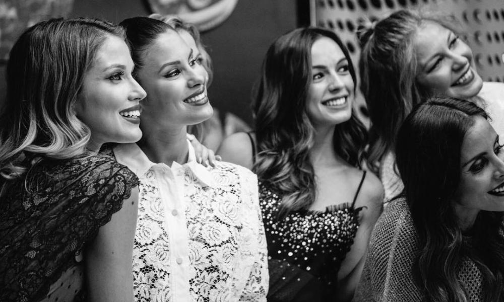 """Carolina Loureiro faz crítica a Carolina Patrocínio durante as gravações do programa da SIC """"Fama Show"""""""