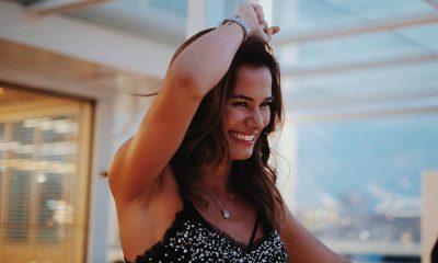 Cláudia Vieira é surpreendida no seu 40º aniversário
