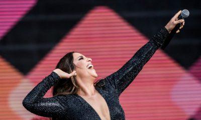 Atuação de Ivete Sangalo no Rock in Rio Lisboa 2018