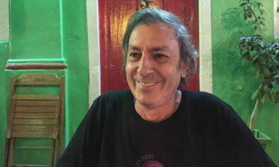 Jorge Palma atua no Palco EDP Fado Cafe no festival NOS Alive'18