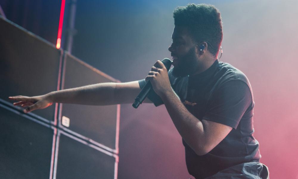 Khalid surpreende com número de fãs que assistiram ao seu concerto no NOS Alive'18