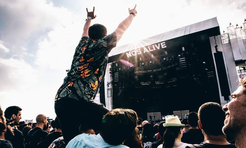 12ª edição do Festival NOS Alive prova mais uma vez que este é um dos melhores festivais da Europa