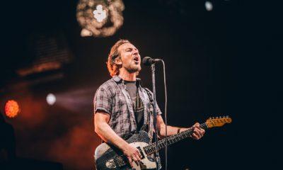 Pearl Jam no Palco NOS no NOS Alive '18
