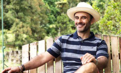 """Rui Unas sente-se um """"Lord"""" na Ilha S. Miguel, Açores"""