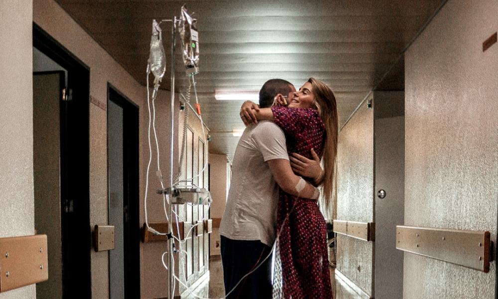 Sandro Lima luta há cerca de dois anos contra uma leucemia e em declaração à atual namorada, assume as saudades que sente dela