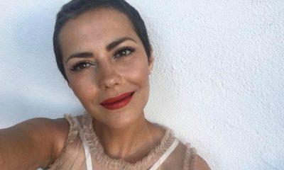 Sofia Ribeiro quer voltar a cortar o cabelo