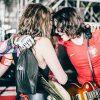 Guitarrista da banda The Last Internationale, Edgey Pires, protagoniza momento caricato em cima do palco principal do Festival NOS Alive'18