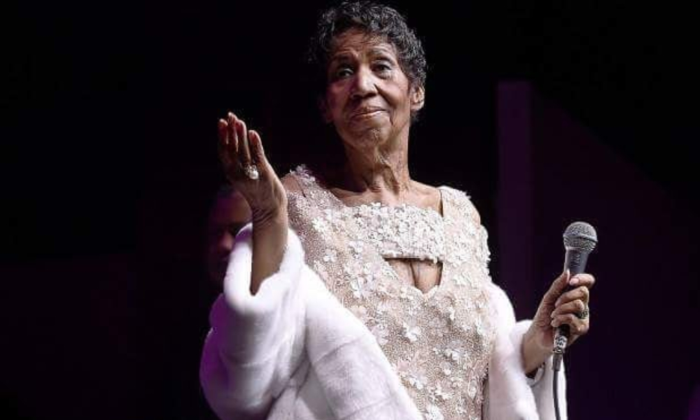 Faleceu Aretha Franklin
