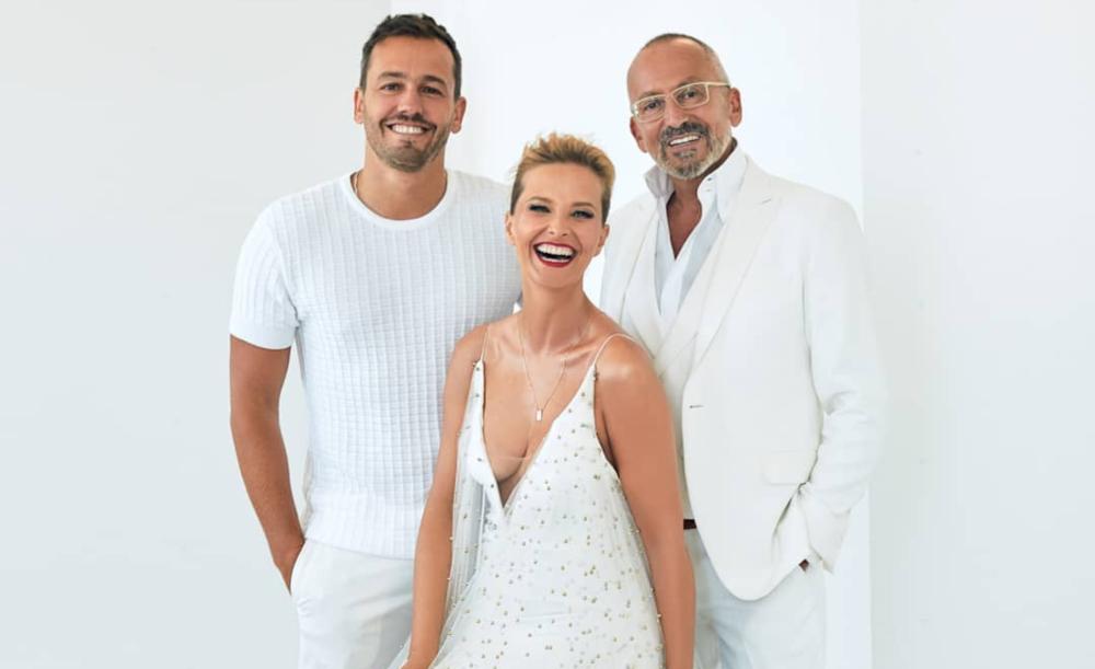 A despedida de Cristina Ferreira dos seus dois amores da televisão portuguesa: Manuel Luís Goucha e Pedro Teixeira!