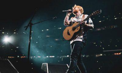 Ed Sheeran vai atuar no Estádio da Luz, em Lisboa, em 2019