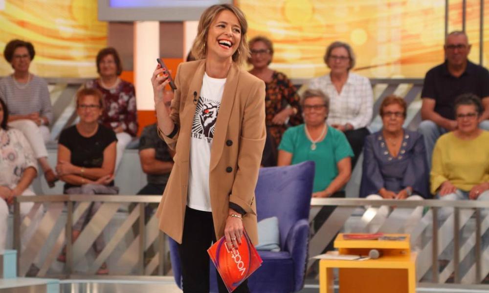 Leonor Poeiras apresenta Você na TV