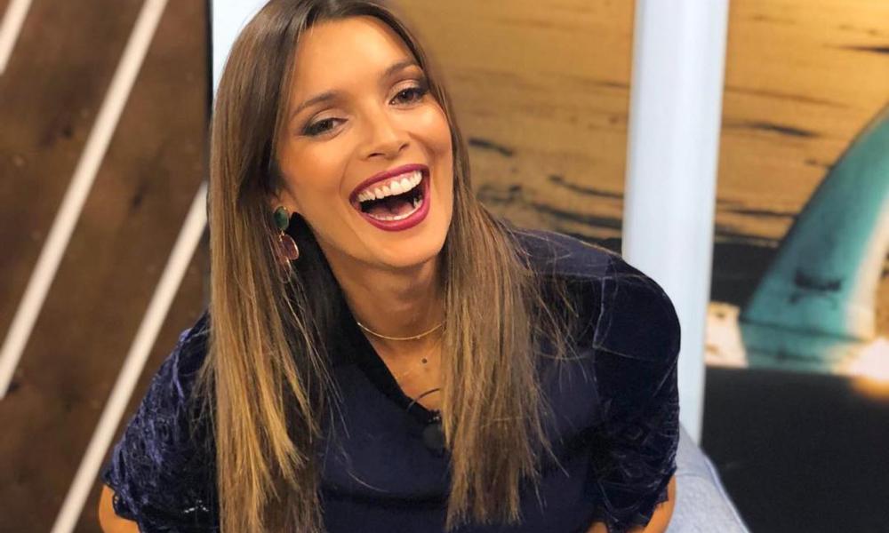 """Maria Cerqueira Gomes é a nova apresentadora do """"Você na TV"""""""